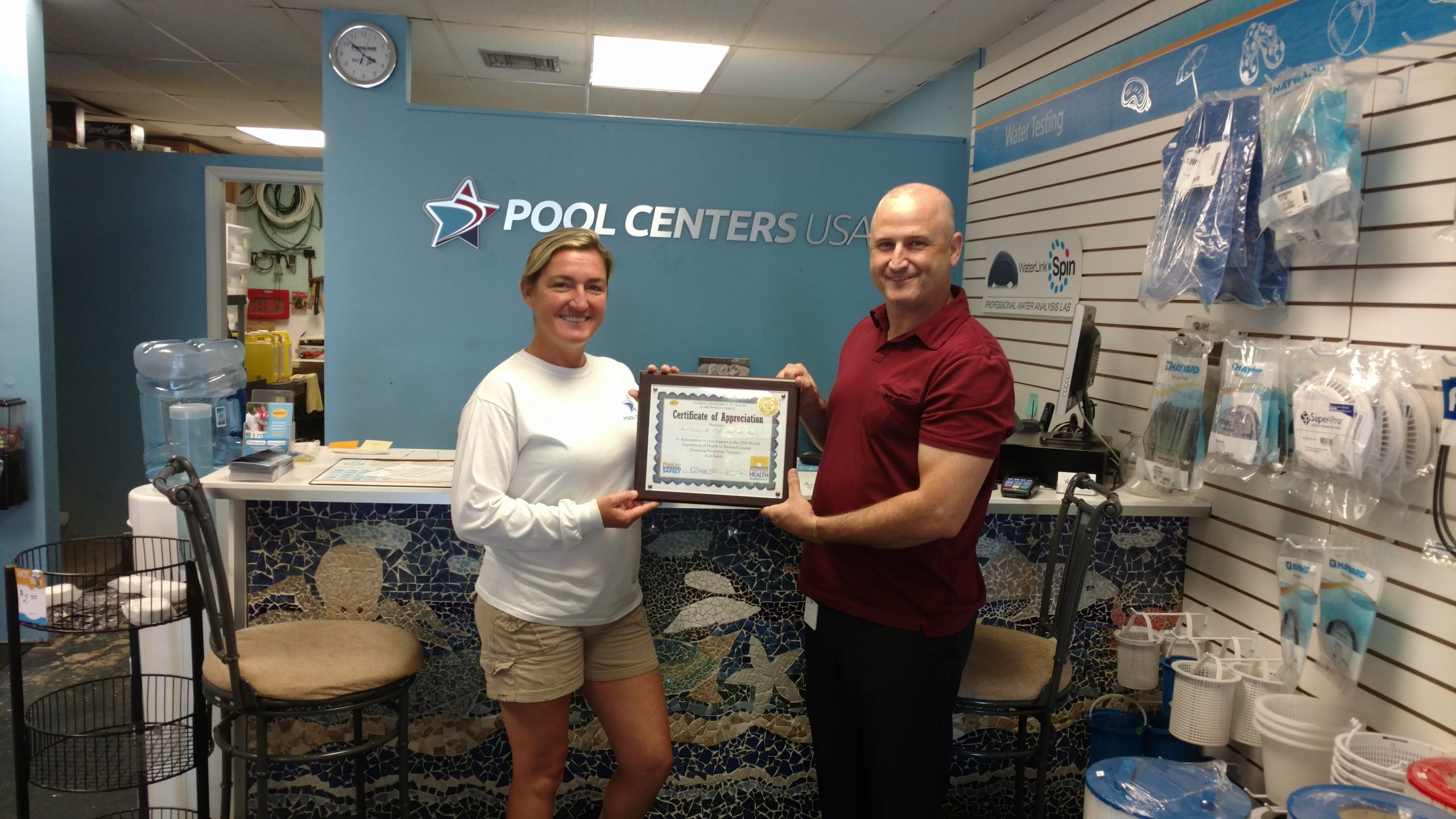 Pool Centers USA
