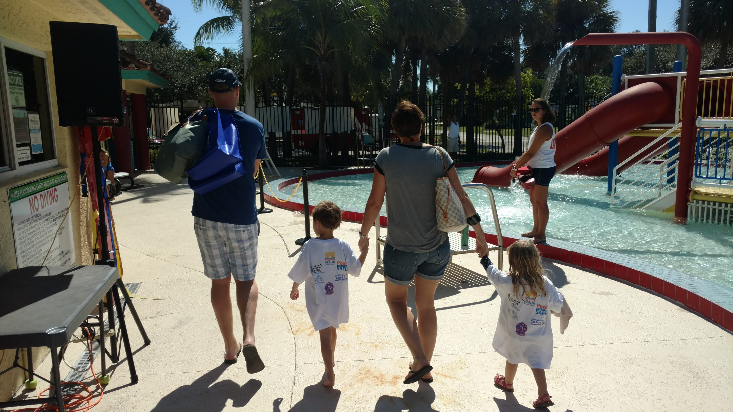 Ft. Lauderdale Water Safety Day – Croissant Park – 10/22/2016